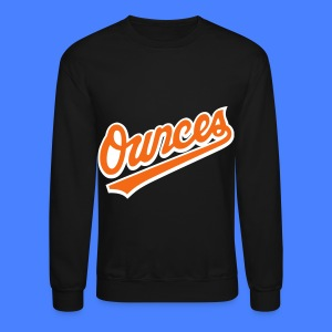 Ounces Long Sleeve Shirts - Crewneck Sweatshirt