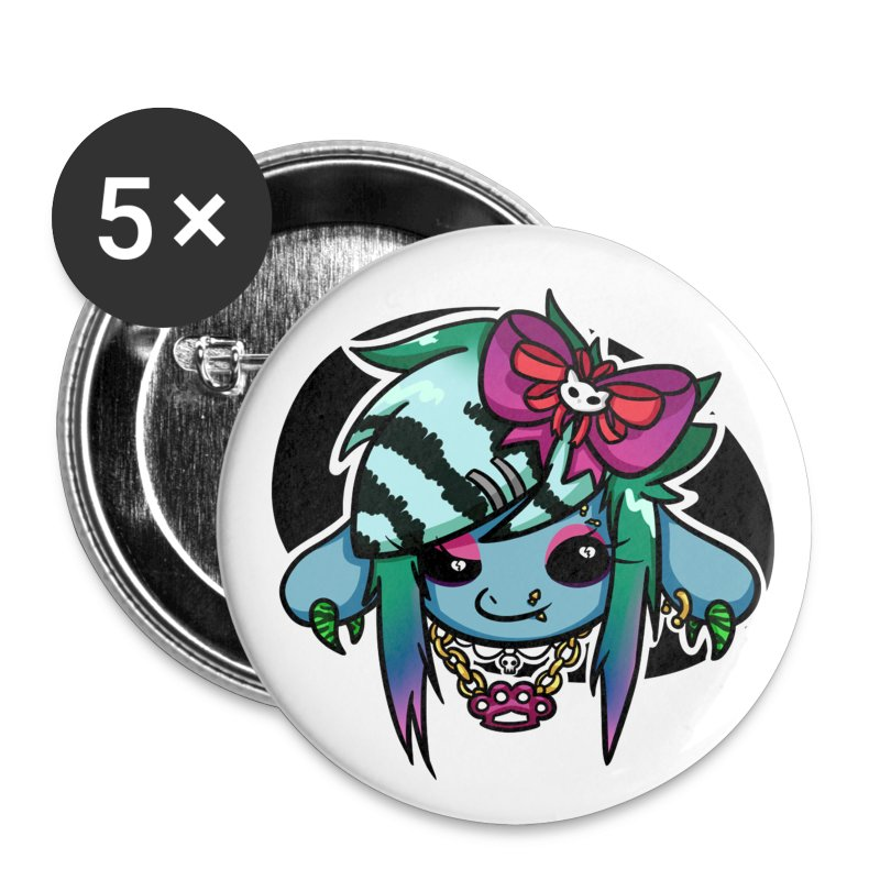 Scene FashionPaca Buttons (Small) - Small Buttons