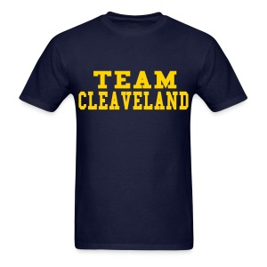SPECIAL ORDER-TEAM CLEAVELAND Mens - Men's T-Shirt