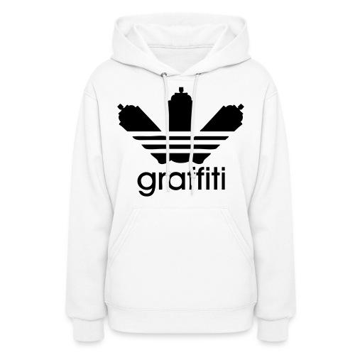 GRAFFITI - Women's Hoodie