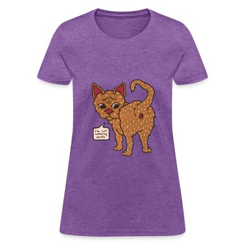 No Pants! - Women's T-Shirt