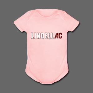 LAC - Short Sleeve Baby Bodysuit
