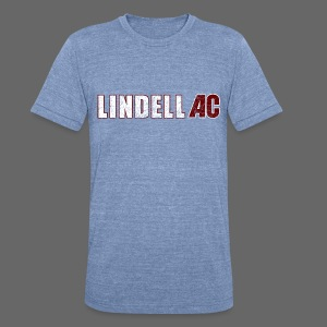 LAC - Unisex Tri-Blend T-Shirt by American Apparel