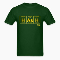 H-As-H (hash) - Full T-Shirts