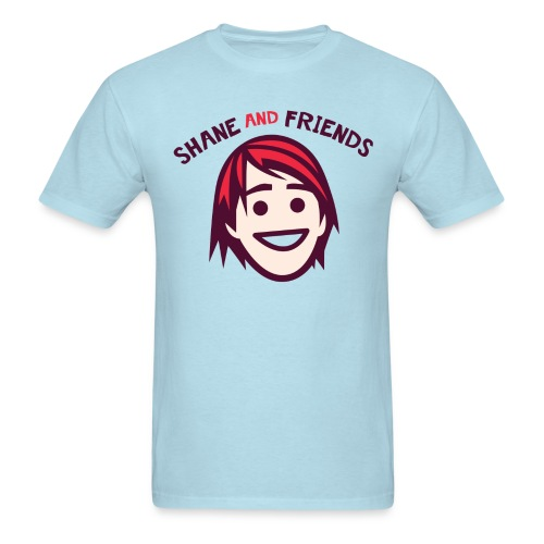 Shane and Friends - Men's T-Shirt