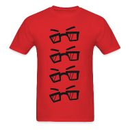 T-Shirts ~ Men's T-Shirt ~ Larry Repeat