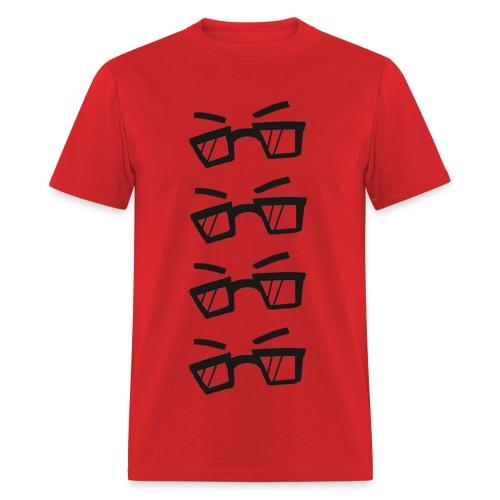 Larry Repeat - Men's T-Shirt