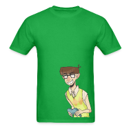T-Shirts ~ Men's T-Shirt ~ Lispy Larry