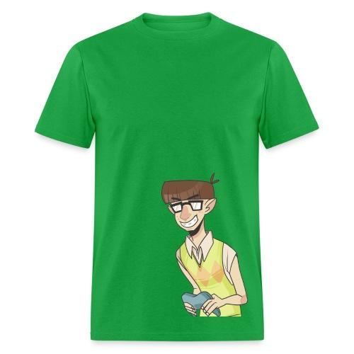Lispy Larry - Men's T-Shirt