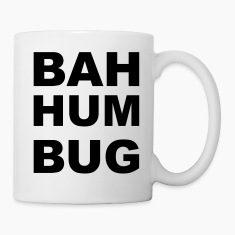 BAH HUM BUG Bottles & Mugs
