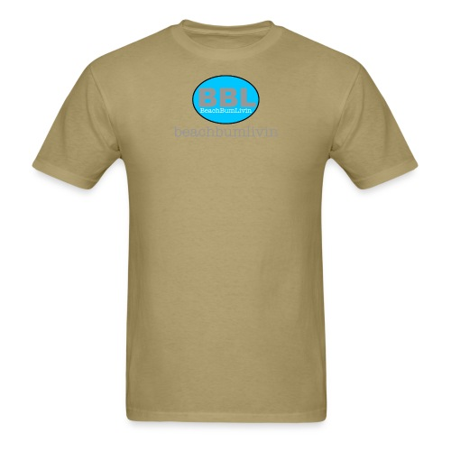 BBL_and_Name.png - Men's T-Shirt