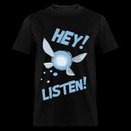 T-Shirts ~ Men's T-Shirt ~ Hey listen Navi (Mens)