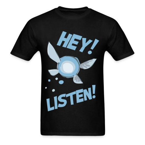Hey listen Navi (Mens) - Men's T-Shirt