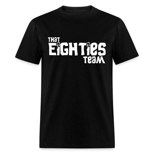 80s Team Treasure Tee - Men's T-Shirt