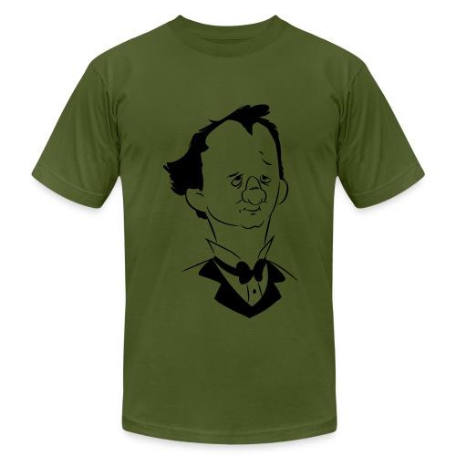 It's Me Barnum! (Pfertner Exclusive Flock Print) - Men's Fine Jersey T-Shirt