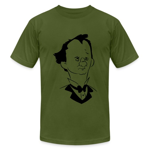 It's Me Barnum! (Pfertner Exclusive Flock Print) - Men's Fine Jersey T-Shirt