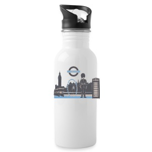 London with Love Bottles & Mugs - Water Bottle