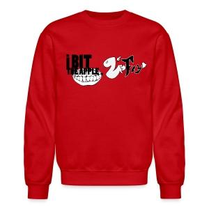 Venom Fly Apple Red SweatShirt - Crewneck Sweatshirt