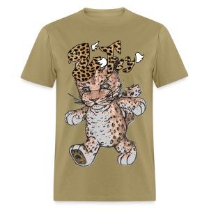Venom Fly Lucky Cheetah Logo Tee - Men's T-Shirt