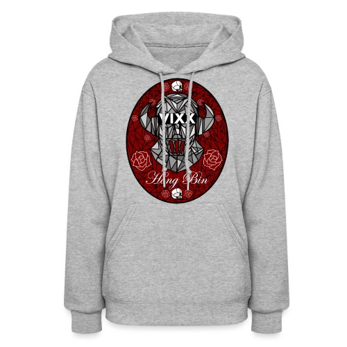 VIXX Stained Glass- Hong Bin - Women's Hoodie