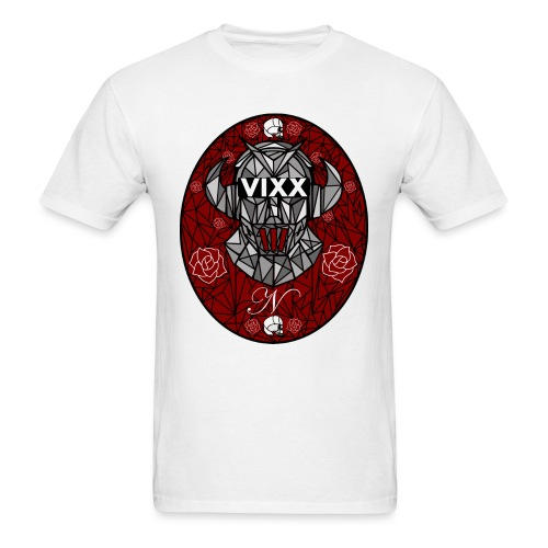 VIXX Stained Glass- N - Men's T-Shirt