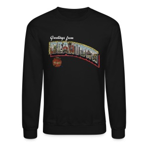 Vintage Greetings Boston - Crewneck Sweatshirt