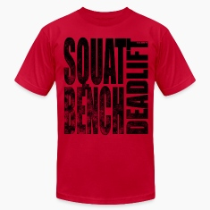 Squat Bench Deadlift 2