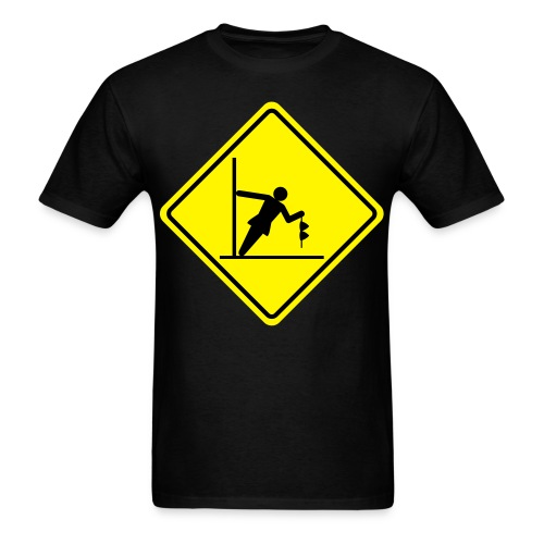 Stripping Zone - Men's T-Shirt
