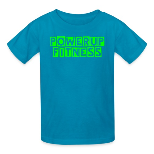 I PowerUp, Do you? - Kids' T-Shirt