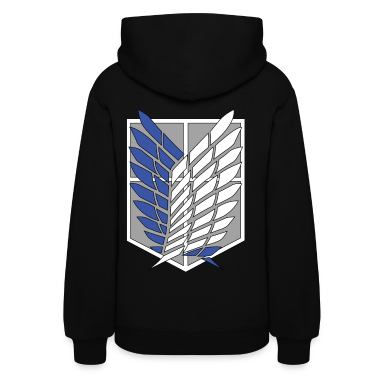 Recon Corps Attack on Titan Hoodies