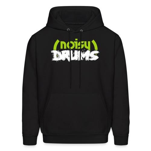 NoisyDrums Official Logo Mens Hoodie - Men's Hoodie