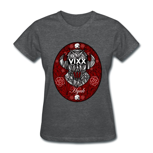 VIXX Stained Glass- Hyuk - Women's T-Shirt