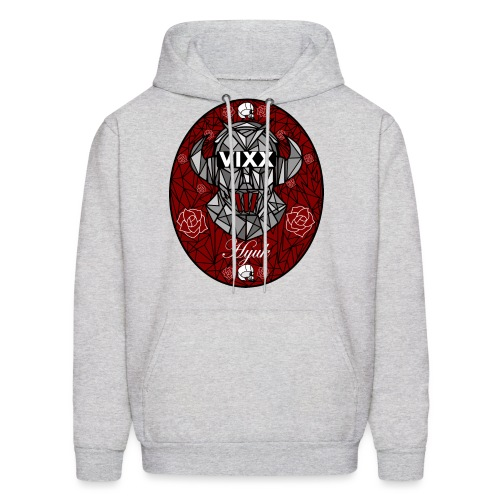 VIXX Stained Glass- Hyuk - Men's Hoodie