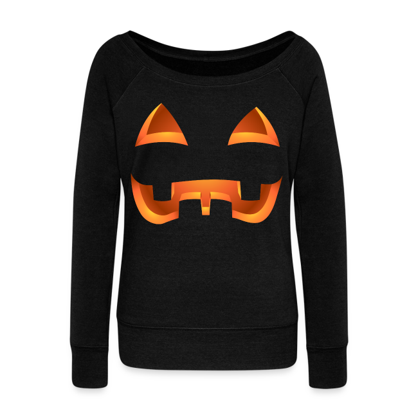 Jack-o-lantern Halloween Shirt Women's Pumpkin Sweatshirt