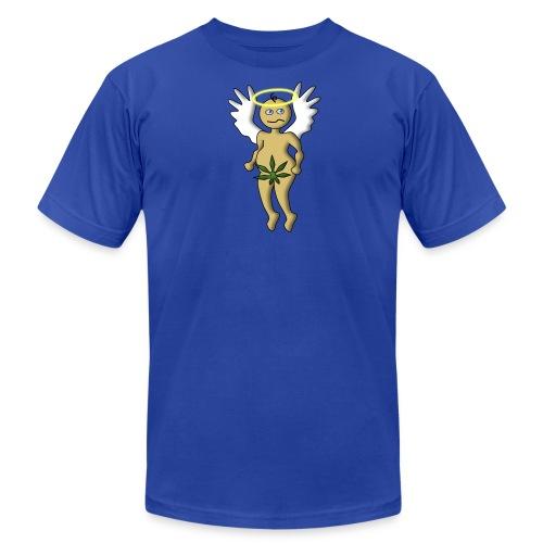 Jeffery American Apparel Shirt (men's) - Men's Fine Jersey T-Shirt