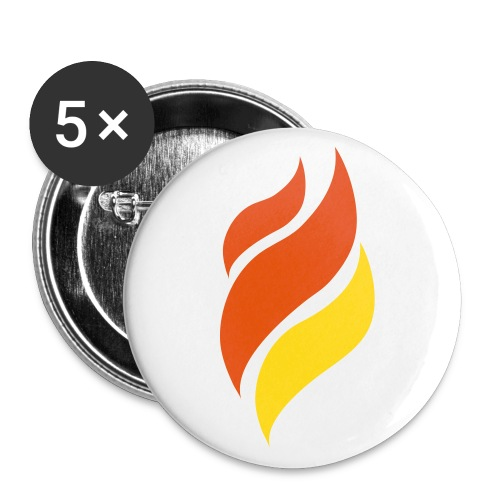 Inferno Buttons - Large Buttons
