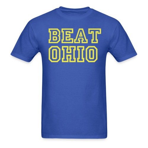 BEAT OHIO - Men's T-Shirt
