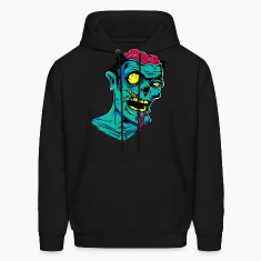Zombie - Undead - Geek - Horror - Scifi - Dead Hoodies
