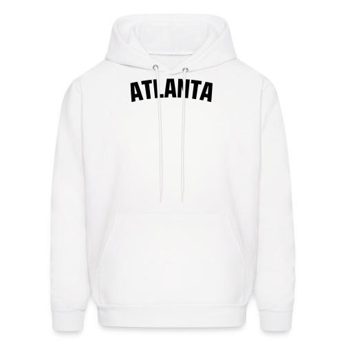 Atlanta Hooded Sweat Shirt - Men's Hoodie
