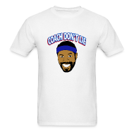 T-Shirts ~ Men's T-Shirt ~ Coach Don't Lie