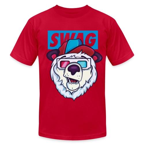 Polar Bear Swag - Men's  Jersey T-Shirt