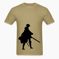 Captain Levi Shingeki no Kyojin T-Shirts
