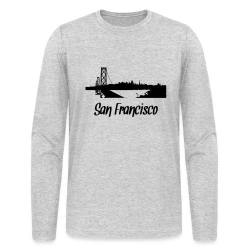 San Francisco  - Men's Long Sleeve T-Shirt by Next Level
