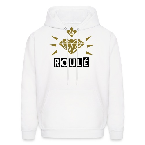White Out - Men's Hoodie