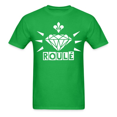 Green Machine - Men's T-Shirt