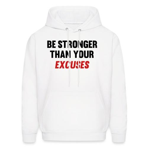 Be Stronger Hoodie - Men's Hoodie