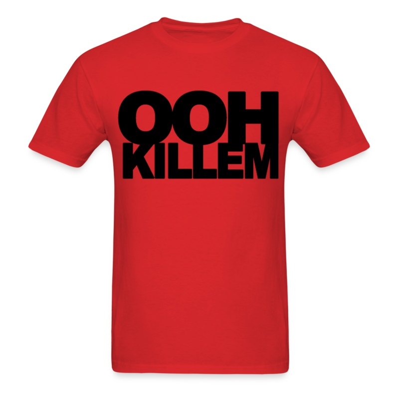 Terio OO KILLEM - Men's T-Shirt