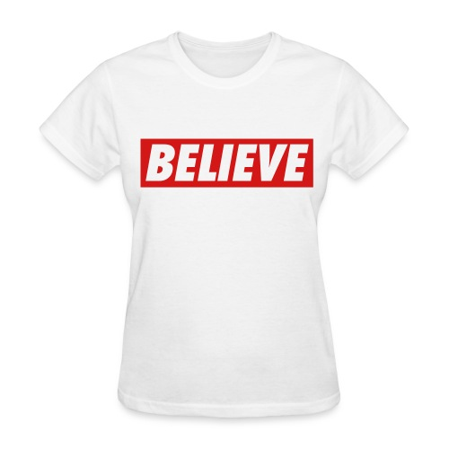 Believe Tee - Women's T-Shirt