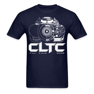 White CLTC Club SW Front - Men's T-Shirt