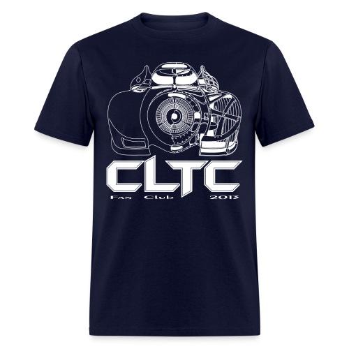 White CLTC Club SW Front - Men's T-Shirt